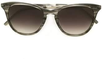 Matsuda square gradient sunglasses