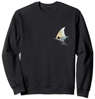 Tailing Redfish Sweatshirt | Red Drum Fish | Redfish Tail