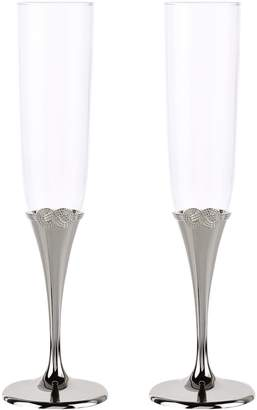 Vera Wang Wedgwood Infinity Champagne Flute (Set of 2)