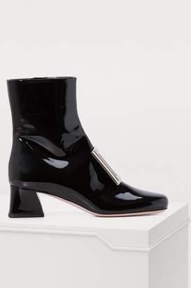 Roger Vivier Tres Vivier boots