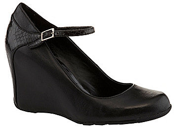 Kenneth Cole Reaction Tell Me Later Mary Jane Wedges