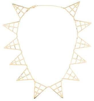 Elizabeth and James Crystal Collar Necklace