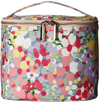Kate Spade Floral Dot Lunch Tote