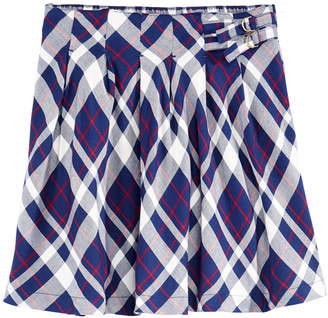 Epic Threads Big Girls Plaid Skirt, Created for Macy's