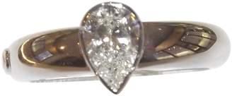 Damiani White Gold Ring