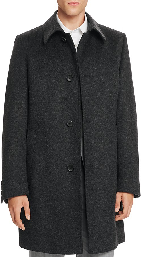 Hugo BossHUGO BOSS Cashmere Car Coat
