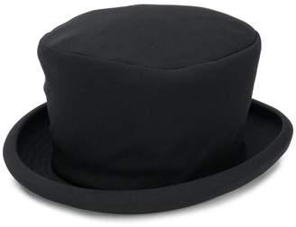 Yohji Yamamoto wool top hat