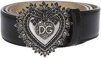 Dolce & Gabbana Sacred Heart Belt