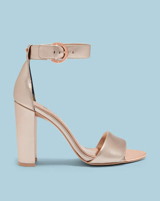 Ted Baker SECOA Strap heeled sandals
