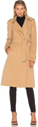 Theory Oaklane Trench Coat $795 thestylecure.com