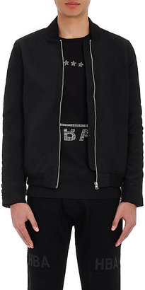 Hood by Air HOOD BY AIR MEN'S BOMBER JACKET $915 thestylecure.com