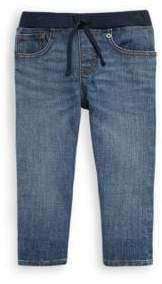 Burberry Baby Boy's& Little Boy's Pull-On Cotton Jeans