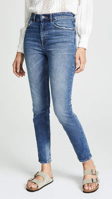 Rebecca Taylor High Rise Jeans