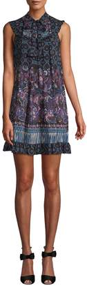 Anna Sui Women's Paisley Shift Dress