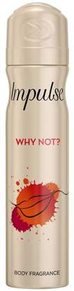 Impulse Why Not Body Spray Deodorant 75ml