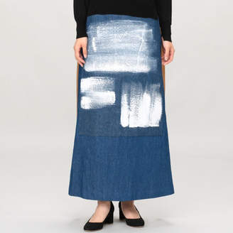 Ambell (アンベル) - Ambell Long Denim Skirt
