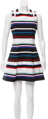 Rebecca Minkoff Striped Mini Dress