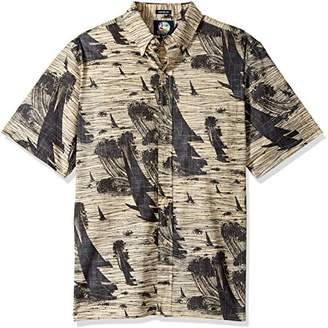 Reyn Spooner Men's Classic Fit Hawaiian Shirt