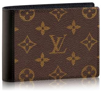 Louis Vuitton Monogram Mindoro Wallet Article: M60411