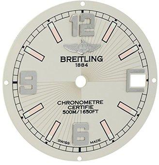 Breitling a7738711 / g765コルトLady 24 mmシルバーダイヤルfor 33 mmレディース腕時計