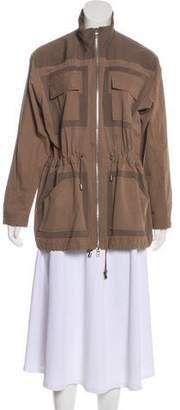 Jenni Kayne Lightweight Zip-Up Jacket