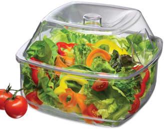 Prodyne 6 Qt Flip-Lid Salad On Ice Bowl