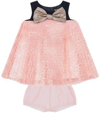 Hucklebones Lace Dress with Bloomers