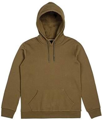 Brixton Men's Basic Hood Fleece