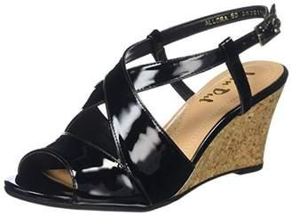 Van Dal Women's Allora Open Toe Sandals,41 EU