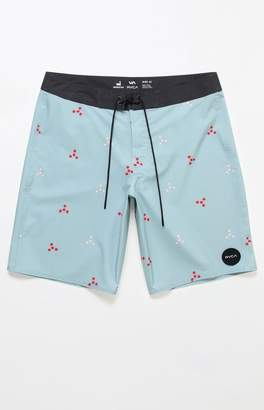 "RVCA Middle Printed 20"" Boardshorts"