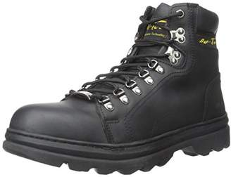 "AdTec Men's 6"" Work Hiker Boots with Steel Toe"