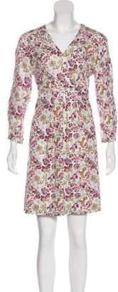See by Chloe Floral Knee-Length Dress