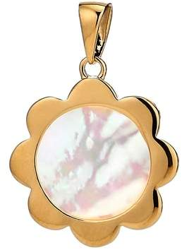 Asha Flower Mother-of-Pearl Charm