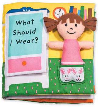 Melissa & Doug What To Wear Book