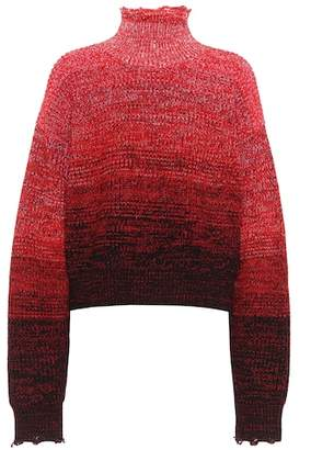 Helmut Lang Wool-blend sweater