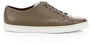 John Lobb Men's Levah Plimsoll Sneakers