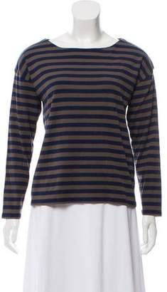 Chinti and Parker Casual Striped Top