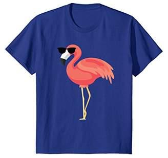 Flamingo Sunglasses Shirt T-Shirt Tee