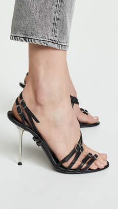 Alexander Wang Kayla High Heel Sandals