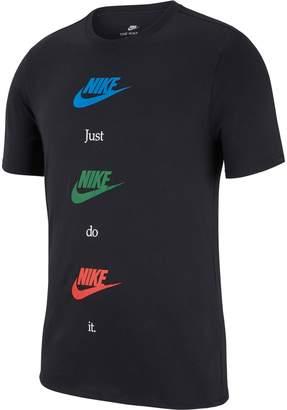 Nike Sportswear Just Do It Logo T-Shirt