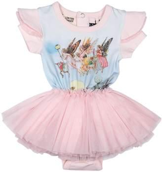 Rock Your Baby Moonlight Fairies Dress