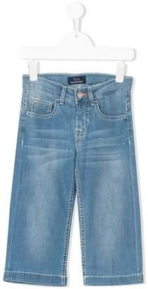 Harmont & Blaine Junior wide-leg jeans