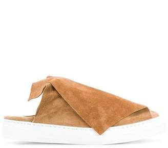 Ports 1961 foldover slip-on sneakers