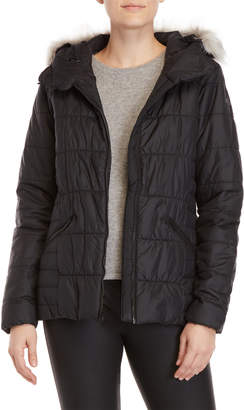 Columbia Sparks Lake Faux Fur-Trimmed Jacket