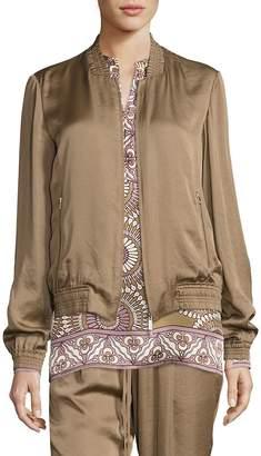 Lafayette 148 New York Women's Bryant Long Sleeve Jacket