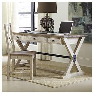 Farah Williston Forge Desk and Chair Set