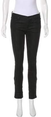Ralph Lauren Low-Rise Skinny Jeans