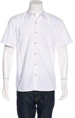 Current/Elliott Short Sleeve Woven Shirt w/ Tags