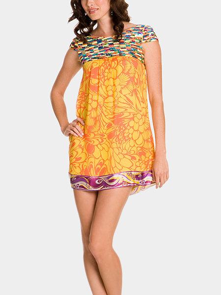 Cozumel Sequin Dress