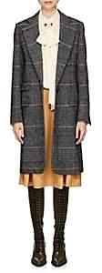 Chloé Women's Houndstooth Coat - Black Multi